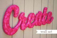 DIY-Wall Art