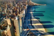Beatutiful cities, nice shoots / Wonderful cities from the sky // Meravelloses ciutats des del cel // Maravillosas ciudades desde el cielo