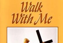 Walk with Me - Stations of the Cross Poster Set and Book / Walk With Me - Way of the Cross - 15 A3 poster set with a free accompanying book of mediations by Fr. Gerry Coates for each set purchased. Poster set £11.40 incl. VAT. Book available separately £2.95. Posters are of Stations of the Cross carvings by Chris Shawcross.