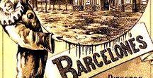 posters / cartells antics / carteles antiguos / we love Barcelona