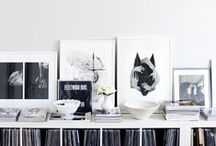 Wall Deco /  Room decorated in frame