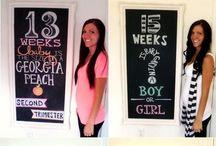 Babies-Week To Week Pics