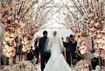 Weddings-Aisle Decorations
