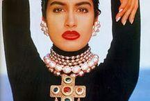 Inspiration: Chanel Perlen / Inspiration, Perlen, Chanelperlen, Perlenketten, pearl