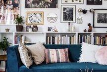 Wohnen: Wohnzimmer / Wohnzimmer, living room, Wohnen, Einrichtung, Wohnzimmereinrichtung,