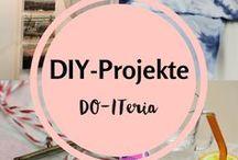 DO-ITeria DIY Projekte / DIY Projekte, DIY, Do-it-yourself, DIY Blog, DIY Blogger, Lifestyle Blog, Basteln, Selbstgemachtes, Dekoration, Schmuck, Interieur, Deko, Geschenke,