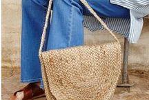 DIY: Taschen / Taschen, Bags, Clutch, Rucksack, Strandtasche, Geldbörse, Taschenhenkel, selbstgemachte Taschen, Umhängetasche
