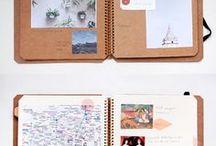 DIY: Memory-, Photo-, Scrap- Book / Fotoalben, Scrapbook, Photobook, Erinnerungsbuch, Jahrbuch