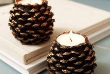 DIY: Kerzen / Kerzen, Candles, Docht, Kerzengießen, selbstgemachte Kerzen, Kerzenlicht, Candle light,