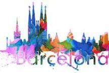 Barcelona skyline... / www.parkguell.cat