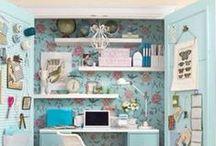 Casa / Home / Organização, móveis, decoração, dicas para manter a casa em ordem, etc...