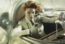 Dieselpunk, Steampunk, Neo-Victoriana and Nostalgic Futurism