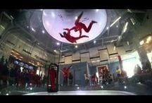Skydiving / Skoki spadachronowe
