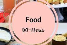 DO-ITeria Food / Food, Essen, Foodpost, Rezepte, Kochen, Backen, Easy Cooking, Cooking,