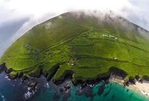 Where a Wave Meets the Shore: Conor McBride's Family History / Great Blasket Island and other settings that inspired the book