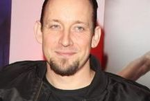 Michael Poulsen / The hottest man with the most sexy smile in the world. Michael Poulsen from the Danish Heavymetal Rockband Volbeat.