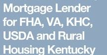 2018 Kentucky First Time Home Buyer Mortgages for FHA, VA, KHC, USDA and Rural Housing Fannie Mae /  100% Financing, 2018 KY First Time Buyer Programs, conventional loans, down payment assistance, fha, First Time Home Buyers, grants first time home buyer kentucky, kentucky va mortgage, khc, rhs, usda