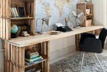 DIY: Möbel / Möbel selber machen, DIY Einrichtung, Möbel, DIY Stühle, DIY Tisch, IY Couch,