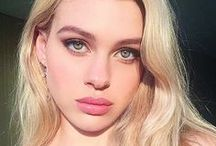 ch: charlie mcnair. / you have witchcraft on your lips. charlie, xxiv, self made woman, aquarius. fc: nicola peltz.