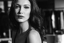 ch: anna belane. / night shift. anna, xxvi, horror movies' scriptwriter, capricorn. fc: bella hadid.