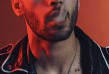 ch: hasan mahdavi. / sinner's prayer. hasan, xxvi, composer and songwriter, capricorn. fc: zayn malik.