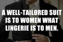 HOT STUFF: men style