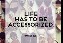 SHOES & ACCESSORIES: can't get enough!