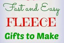"""Fleece - Wearable (Board #2 of 2) / Also see """"Fleece - Blankets, Toys, etc."""" for more DIYs / by Patricia B"""