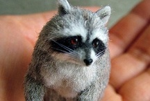 NEEDLEFELT  -  Animals / by Patricia B