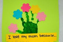 Mothers day and Fathers day