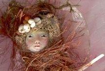 Spirit Doll Inspirations / by Patricia B