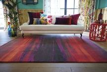 Harlequin Rugs / Harlequin has teamed up with leading rug manufacturers Brink & Campman to produce a luxurious collection of hand tufted rugs. The range includes a mix of graphic and statement Harlequin designs which will transform any interior scheme.