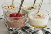 Eat: Greek Yogurt / Greek yogurt recipes and ideas