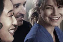 Greys Anatomy / by Nervous Girl