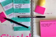 School & Study✒ / Supplies, Tips, other / by Lauraana