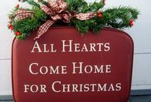 Coming home for Christmas / It is a board about visiting the family for the Holidays, . It is in order of the time and activities from the planning of he Christmas visit to the farewell