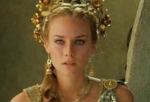 Helen of Troy / The face that launched a thousand ships....