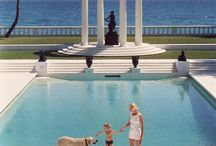 PHOTOGRAPHY// Slim Aarons / I wish lived in the 50's. I wish I was in Italy rn.