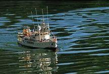 Modélisme naval / Modélisme naval, réalisation de maquettes de bateaux