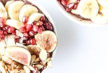 Healthy / Sund og lækker mad