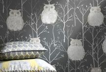 Blendworth Wallcoverings / Blendworth is a trend driven, British design company, giving great value without compromising on the quality of fabrics and wallcoverings.