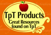 TpT - The Best of Teachers pay Teachers Resources / Excellent TpT Products created by Teachers for Teachers!  Great for any teacher! If you wish to join this board please email me at mooreeducresources@yahoo.com