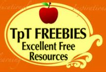 TpT FREE Lessons / TpT Freebies!  Free resources for Teachers! This is a COLLABORATIVE board.  If you wish to join please email me at mooreeducresources@yahoo.com.
