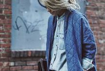 Fashion Lookbook / Our favorite fashion trends.