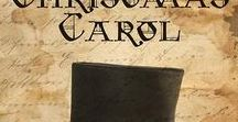 A Christmas Carol / English literature, Charles Dickens, set in Victorian England