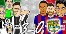 442oons / An Animation of soccer highlights  500k + subs