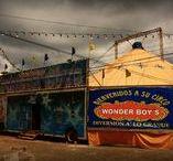 Los recuerdos de un artista errante / Es una novela acerca de la vida de Magnífico, un artista del trapecio de altura de un circo que viaja por los diferentes pasíses de latinoamérica