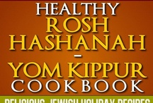Healthy Rosh Hashanah & Yom Kippur Recipes / Enjoy eating and making healthy #Rosh #Hashanah #recipes as well as learning about this very important Jewish holiday. / by Jewish / Kosher Recipes