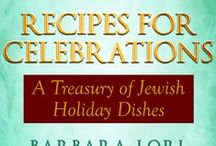 Favorite Cookbooks / Kosher / Jewish / General / See my favorite cookbooks: General cookbooks, kosher cookbooks and Jewish cookbook recipes.