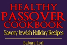 Healthy Passover Recipes / See all the scrumptous #healthy #passover #recipes here..